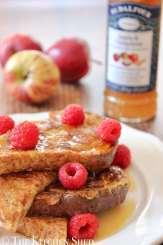 Apple & Cinnamon French Toast