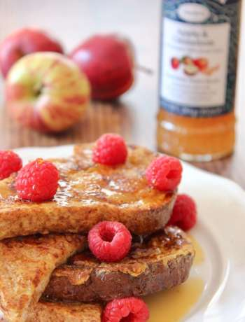 Apple & Cinnamon French Toast