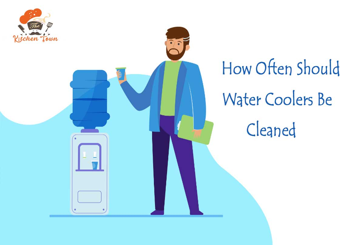 How Often Should Water Coolers Be Cleaned