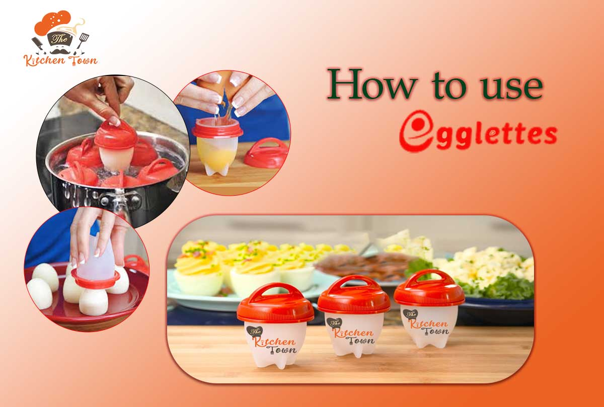 How to use Egglettes