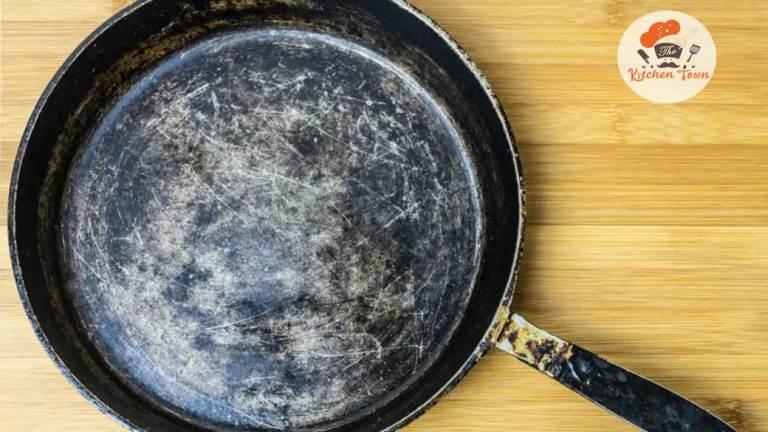 when to throw away non stick pans