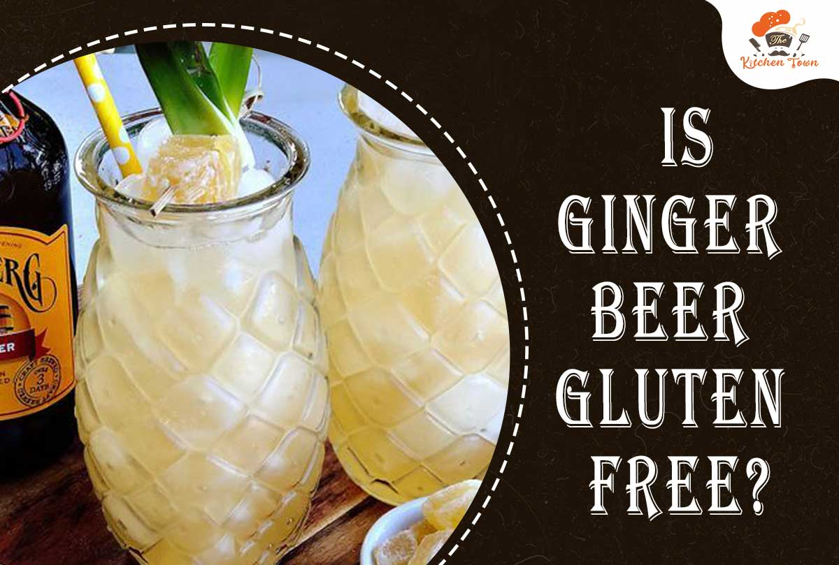 Is ginger beer gluten free