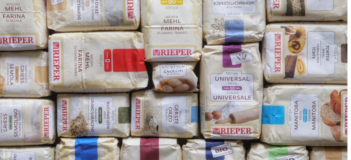 Viaggio nel mondo delle farine RIEPER