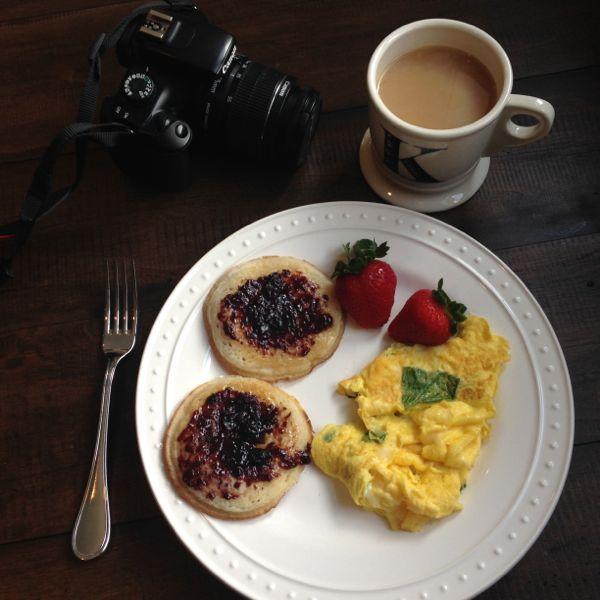 My Favorite Weekend Breakfast | thekittchen.com