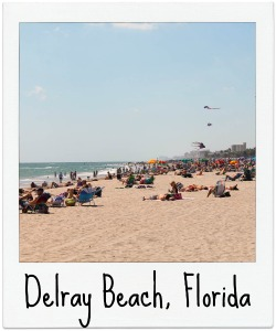 Weekend in Delray Beach Travel Page