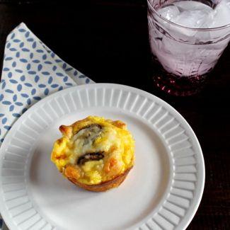 Easy Mini Breakfast Quiches