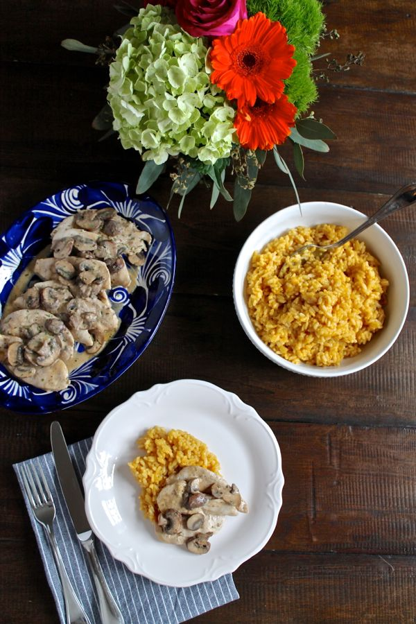 Brown Butter Risotto