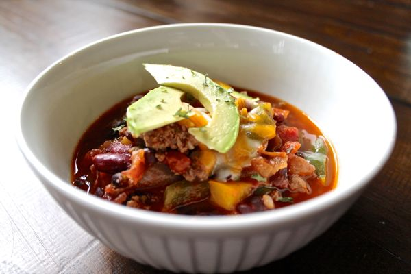 Two Bean Bison Chili | The Kittchen