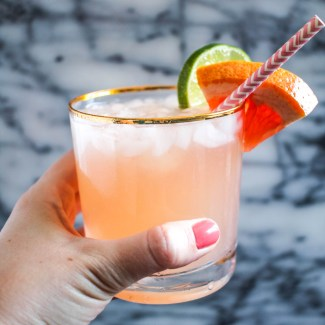 Grapefruit Lime Fizz
