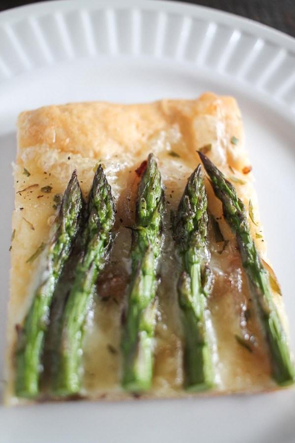 Asparagus and Mushroom Tarts-7
