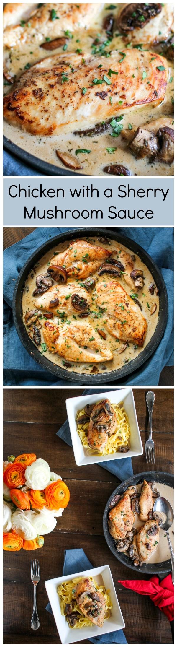 recipe: sherry chicken recipe [35]
