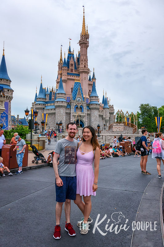 How to visit all 4 Walt Disney World Parks in one day