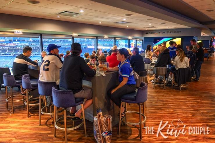 Sportsnet Grill - Blue Jays, Rogers Stadium