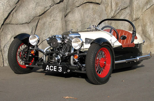 Harley Davidson Powered Cars Four Wheel Cruisers With A