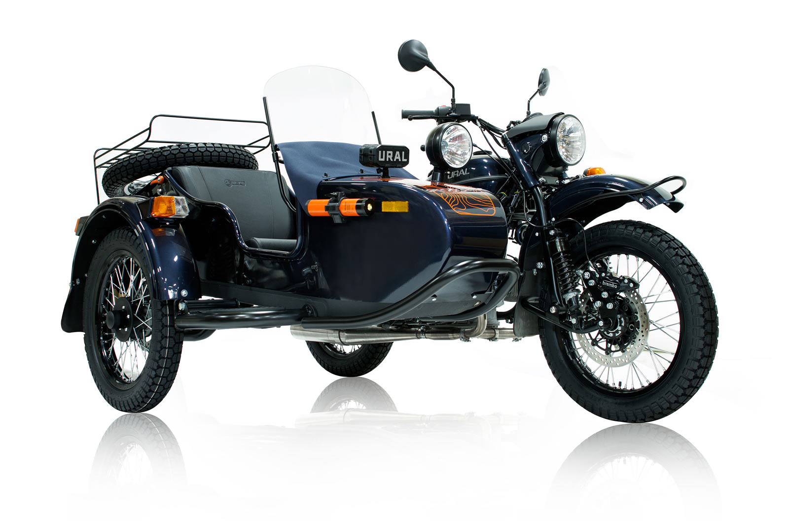Ural Baikal – Another Motorcycle for the Unimog and Land Rover Crowd