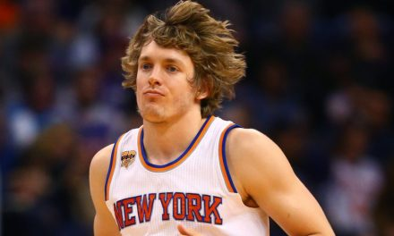 Knicks Film Study: Watch this ridiculous sequence by Ron Baker