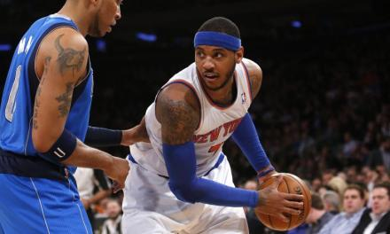 Knicks Film Study: Carmelo Anthony in Isolation