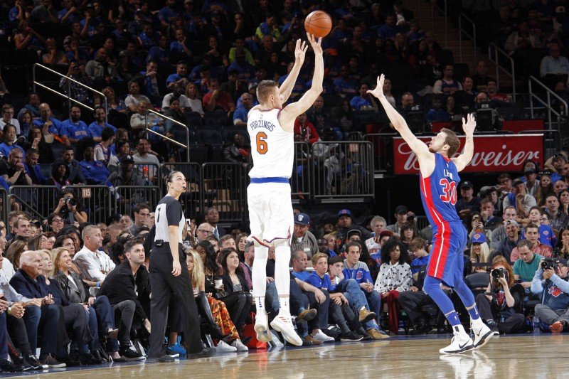 Knicks' Home Opener Spoiled By Familiar Weakness Against the Pistons