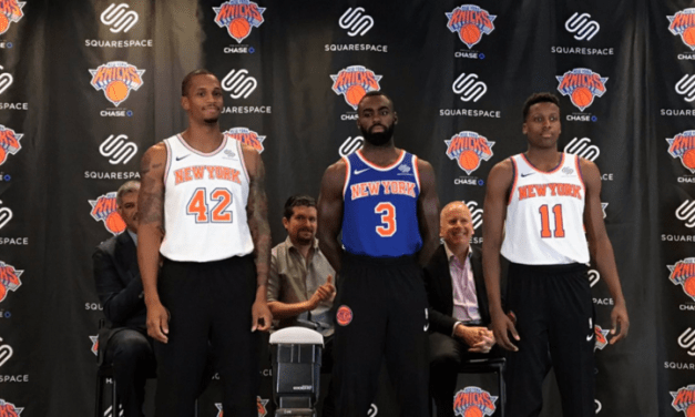 Squarespace, Knicks Partner for Jersey Sponsorship