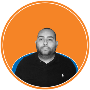 Photo of Mike Cortez, staff writer at The Knicks Wall. The Knicks Wall is the number one source of New York Knicks news, Knicks rumors & original analysis. Graphic by Anthony Corbo