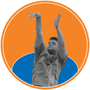 Photo of Matt Spendley, producer at The Knicks Wall. The Knicks Wall is the number one source of New York Knicks news, Knicks rumors & original analysis. Graphic by Anthony Corbo