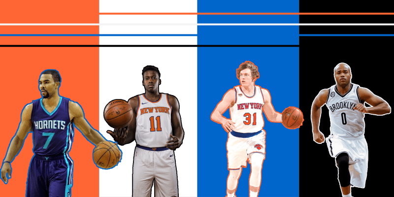 Filling Out the Point Guard Hierarchy
