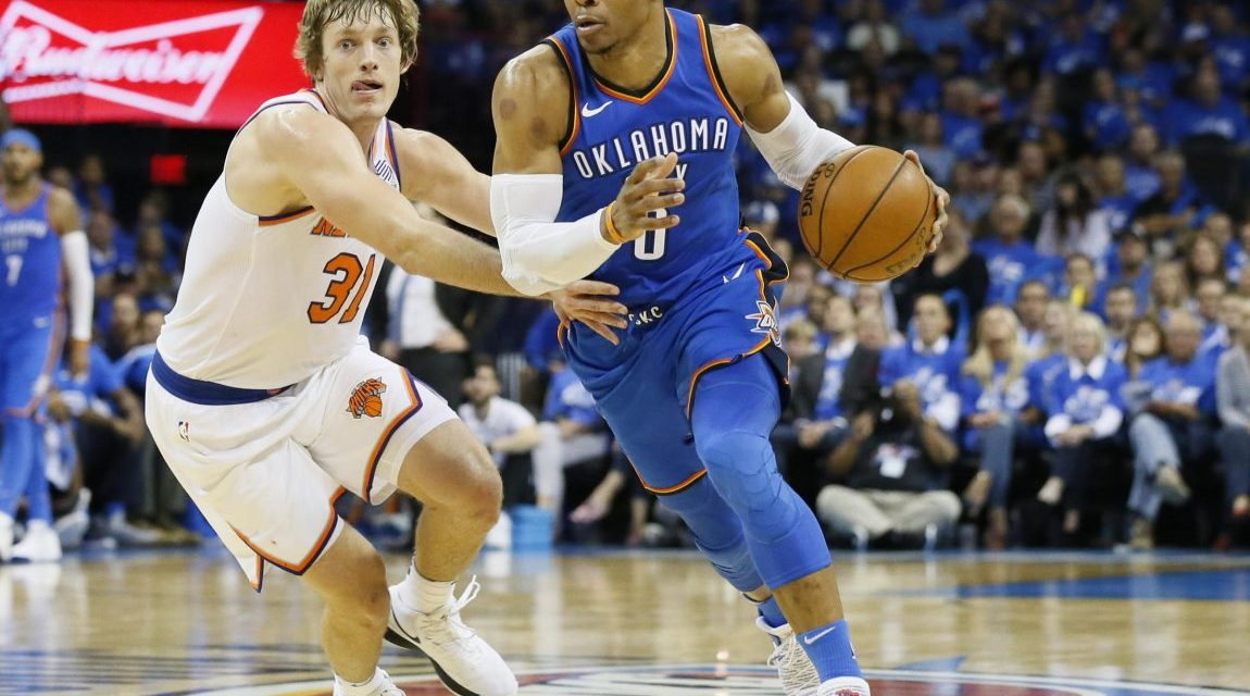 Knicks Film Study: Ron Baker's first rotation of the season