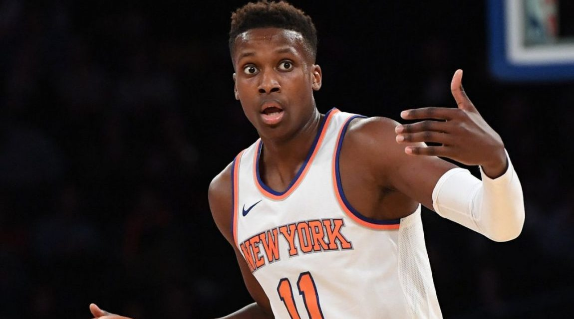 Knicks Film Study: Frank Ntilikina Preseason Defense