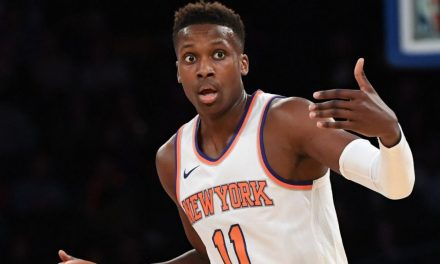Knicks Film School: Frank Ntilikina Defensive Struggles vs Malik Monk