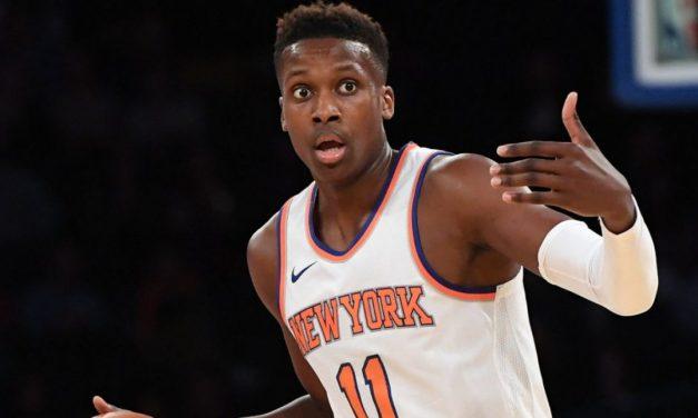 Knicks Film Study: Frank Ntilikina Preseason Defense