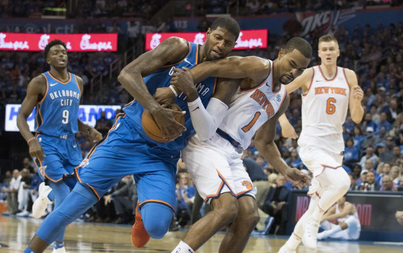 The Defensive Warts on New York Probably Aren't Going Anywhere in a Hurry