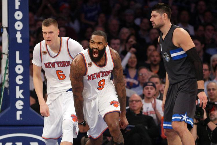 Knicks Travel South In An Effort to Score Four