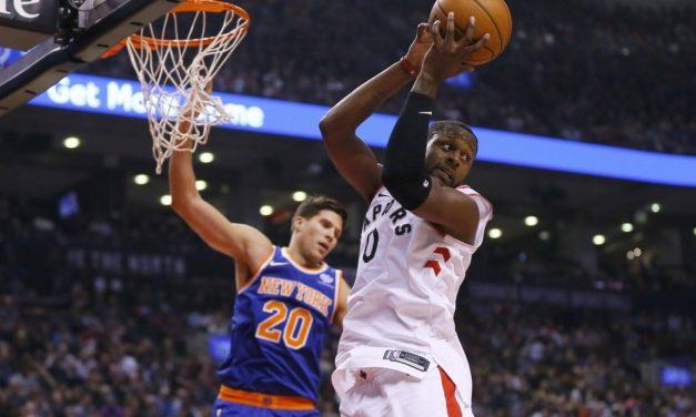 Knicks Look For Sweet Revenge Against Red Hot Raptors