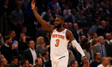 Knicks Crumble in Second Half, Lose to Hawks 116-104