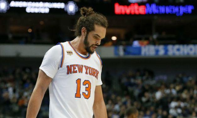 Knicks Assign Joakim Noah to Westchester