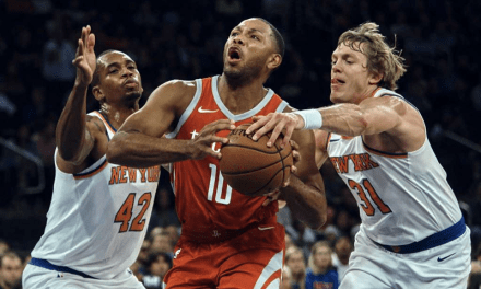 Knicks Look to Extend Winning Streak Against Harden and Rockets