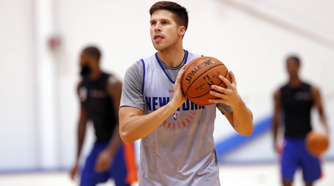 Knicks Film School: Doug McDermott Subtle Difference vs Jazz