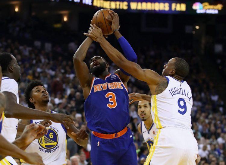 Knicks' Third Quarter Woes Spell Doom Against Warriors
