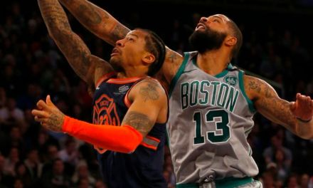 Knicks Lose to Celtics Despite Encouraging Effort