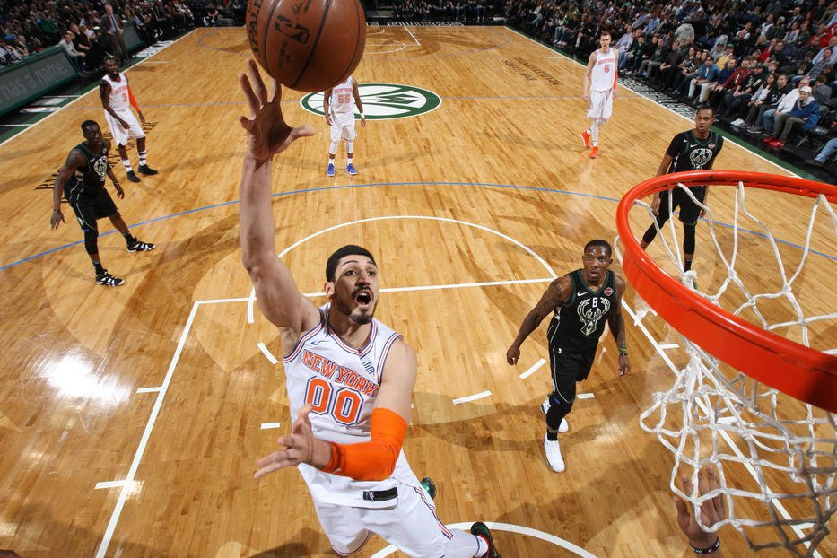Knicks Lose Heartbreaker to Bucks, 92-90