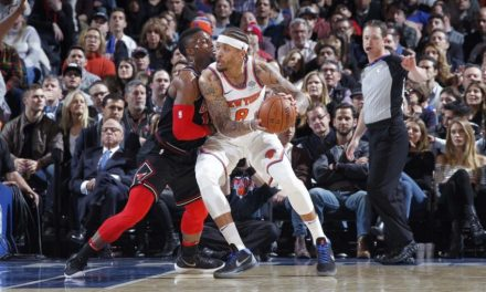 Knicks Lock Horns with the Bulls In Tank-A-Palooza