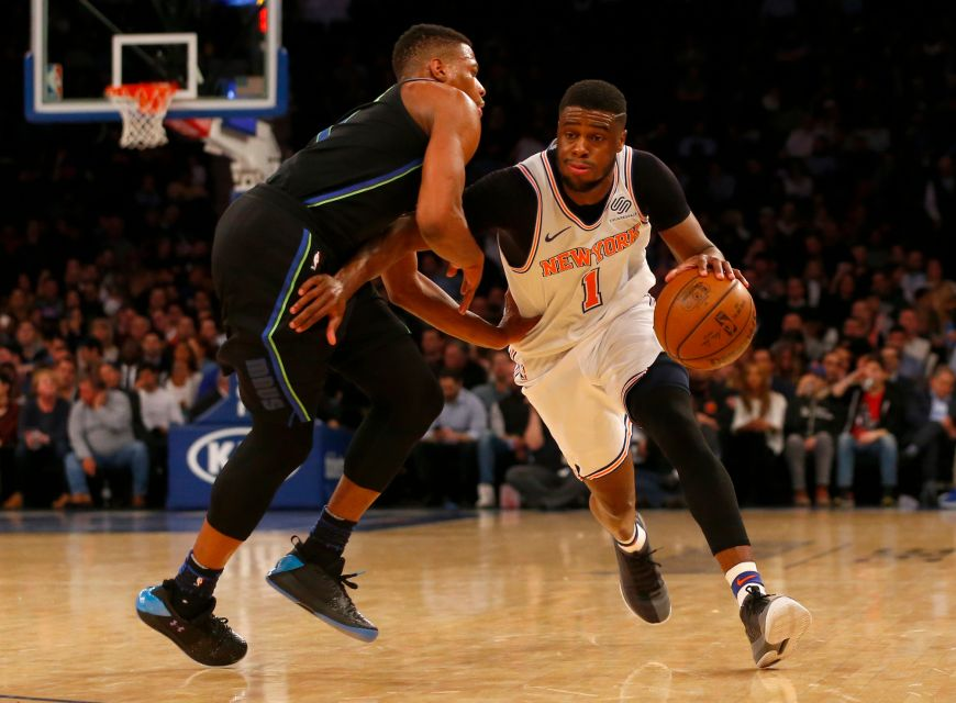 Knicks Fall To Mavs at MSG In Battle of Futility