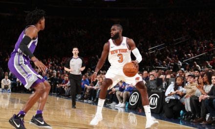 Knicks Head to Sacramento Looking to End Three-Game Skid