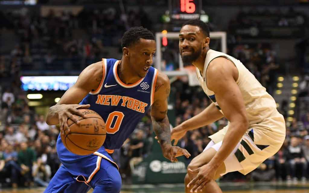 Knicks Sign Troy Williams to Two-Year Deal