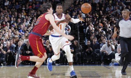 Knicks Host LeBron James & Cavs In Home Finale