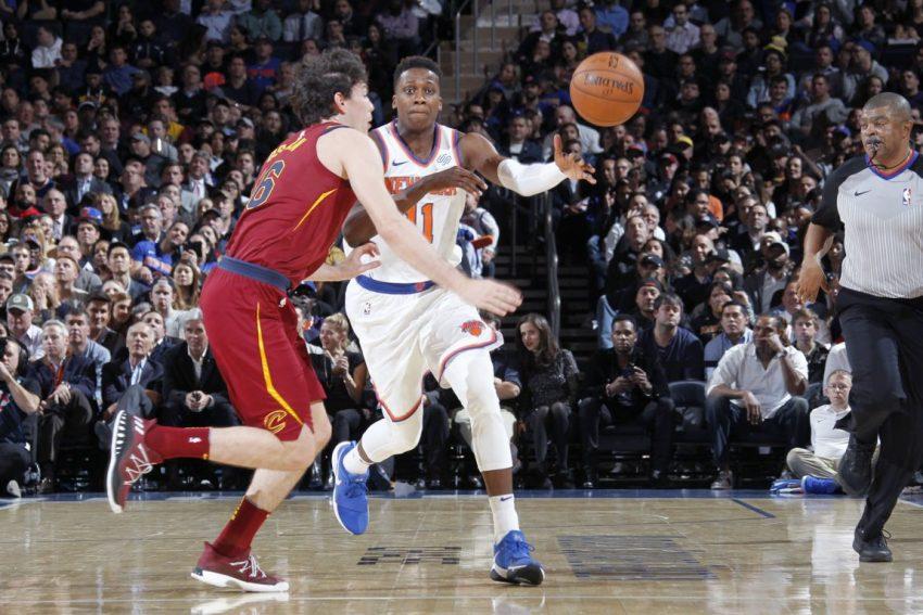 Knicks Host LeBron James & Cavs In Home Finale