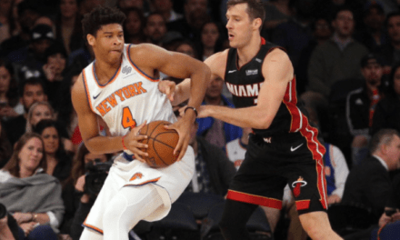 Knicks Defeat Heat at MSG, Decrease Lottery Odds