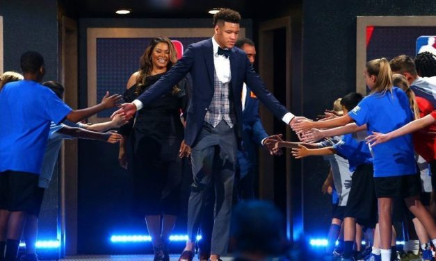 Sights and Sounds of the 2018 NBA Draft