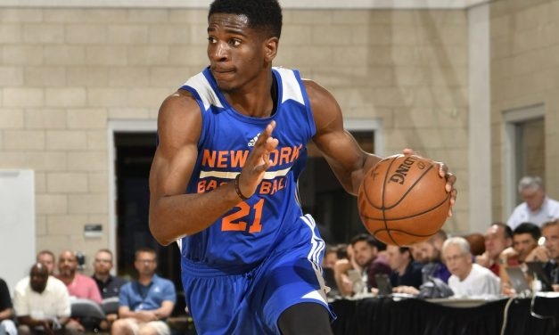 Knicks Summer League Preview: What's On Your Vegas Wish List?