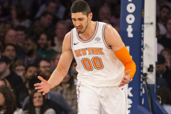 Monday Musings: Kanter Opts In, Knicks Sign Hezonja